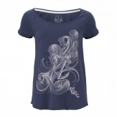 GRAPHIC TEE Oceanica W