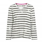 STRIPE LONG SLEEVE Sea Legs W
